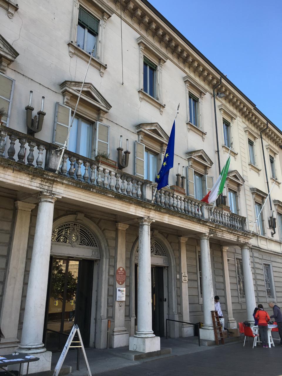 Palazzo ex provincia Parma