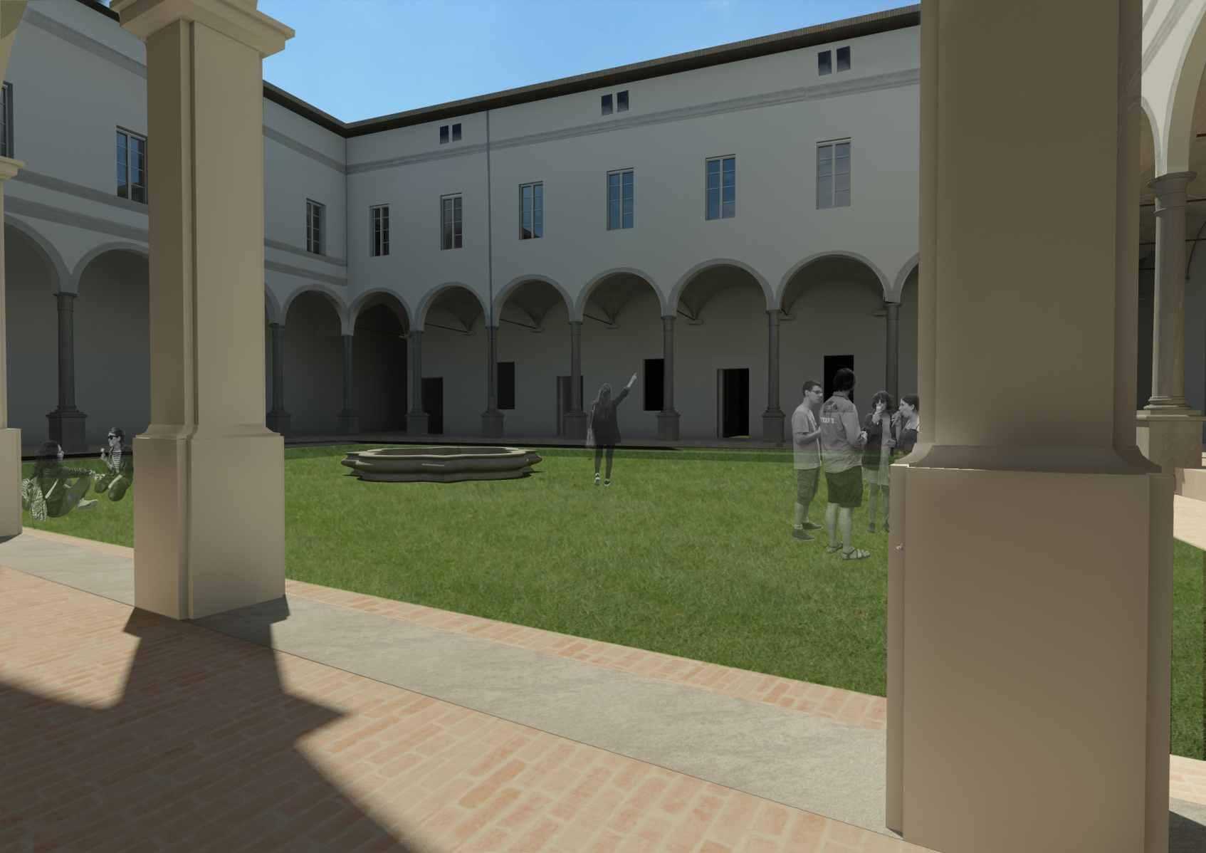 Chiostri Correggio 3